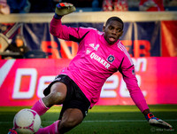 Chicago Fire Keeper Johnson